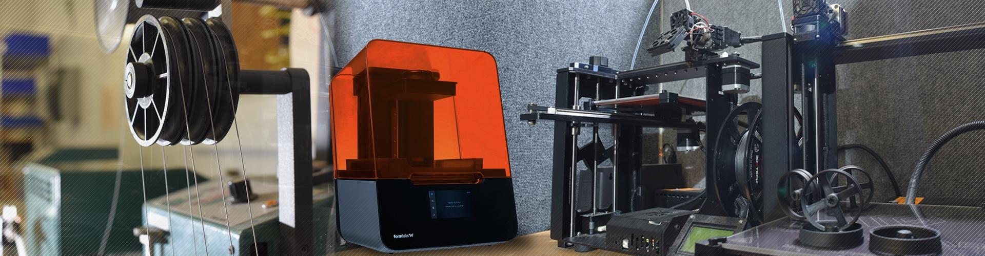 3D Printing & Prototyping