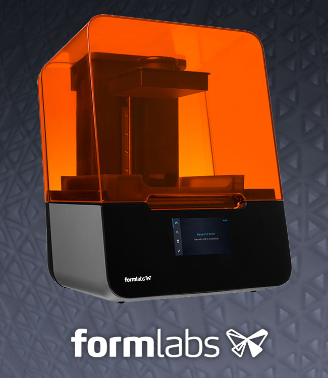 Formlabs Form 3 SLA Laser 3D Printer