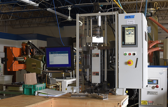 Small Injection Molding Manufacturing